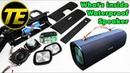 What s inside BliTZWOIF BW WA2 Waterproof Portable Speaker
