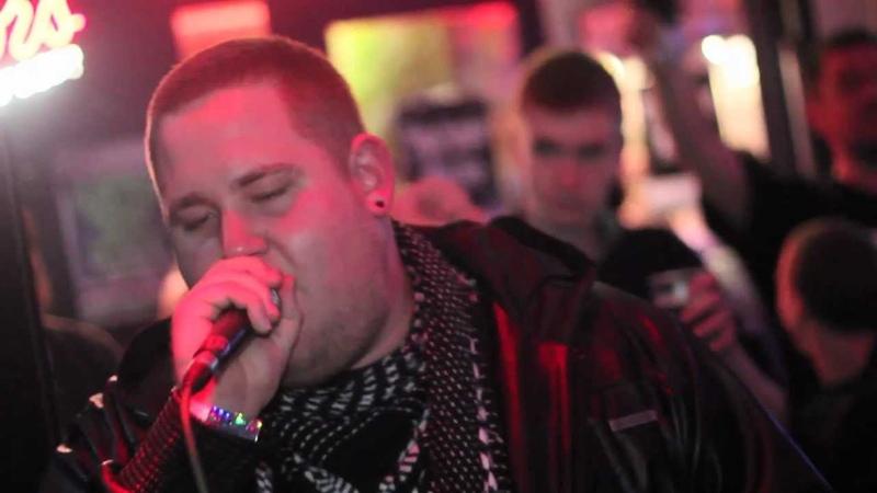 бухой Rag N Bone Man спалился в клубе Tell It Like It Is Live