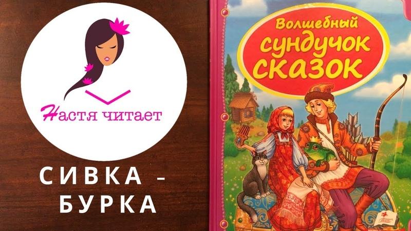 Сивка Бурка - русская народная сказка - слушать аудиосказку с иллюстрациями