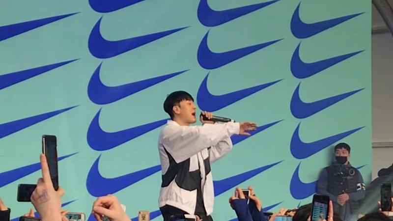 [10.03.2019] pH-1, Sik-K - iffy (Grand Festival for Nike Korea)