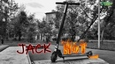 Тест драйв Электросамокат Jack Hot полный обзор 4K