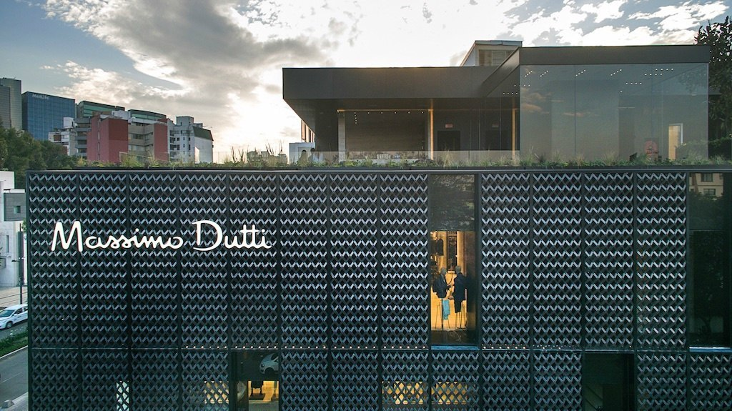 Massimo Dutti | Sordo Madaleno Arquitectos