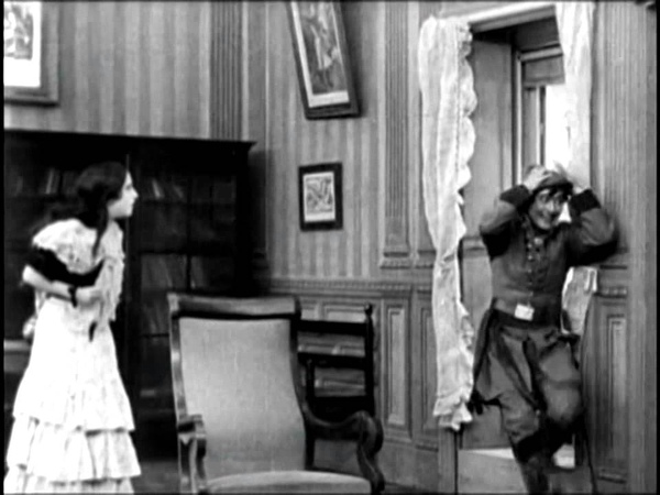 The House with Closed Shutters (1910) - Henry B. Walthall - D.W. Griffith   G.W. Bitzer