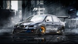 Need for Speed Most Wanted - Mitsubishi Motors Lancer Evolution V - Tuning And Race
