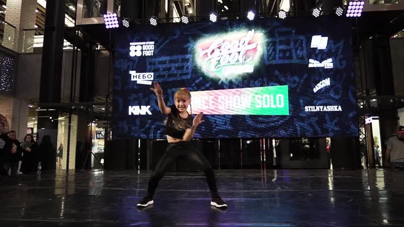 Speedy Dance Show Solo GOOD FOOT BATLE 2019