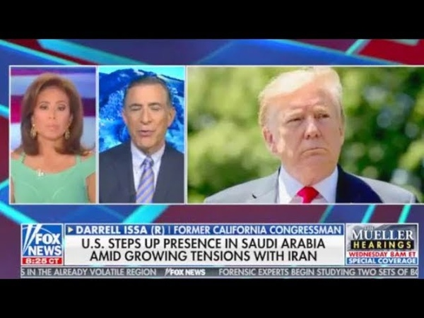 Justice with Judge Jeanine 7 20 19 Fox news today July 20 2019