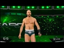 WWE RAW CESARO ENTRANCE NEW THEME SONG 05 20 19