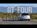 Toyota Caldina GT-Four ST246 - Объедет ли Subaru