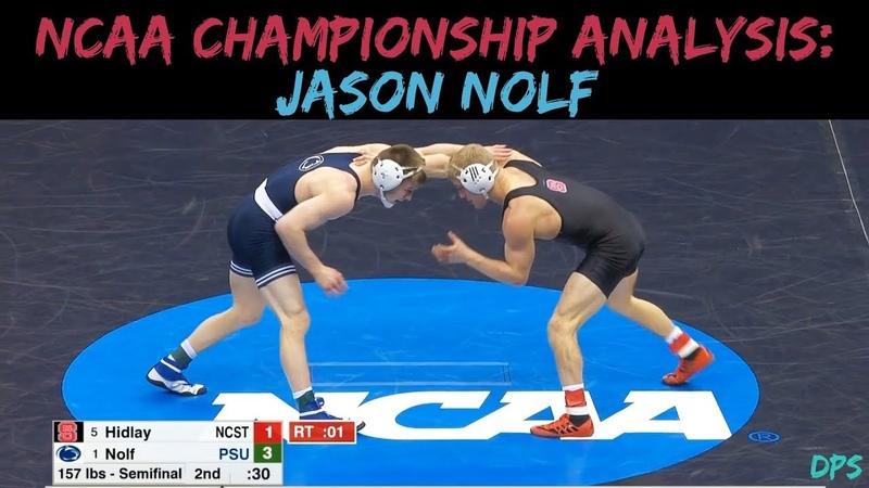 NCAA Championship Analysis - Jason Nolf (In-Depth Study)