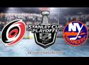 Carolina Hurricanes vs New York Islanders | 28.04.2019 | Round 2 | Game 2 | NHL Stanley Cup Playoff 2018-2019