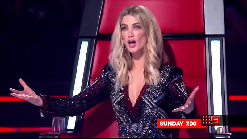 A World First Bombshell (The Voice Australia 2019)