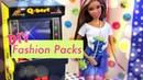 DIY - How to Make Custom Doll Fashion Packs PLUS Barbie Toy Story 4 Fashion