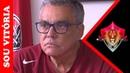Entrevista com Paulo Carneiro sobre novo treinador