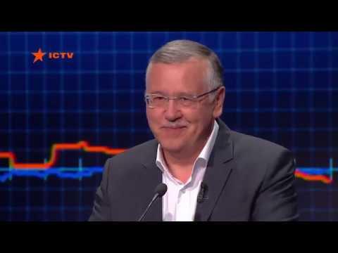 Анатолій Гриценко представив команду «Громадянської позиції» у програмі «Свобода слова» (11.06.2019)