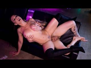 Rachel starr total domme-ination (big tits, brunette, blowjob, latex)