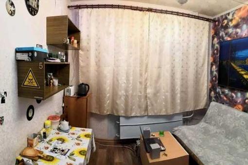 комната в панельном доме Некрасова 2