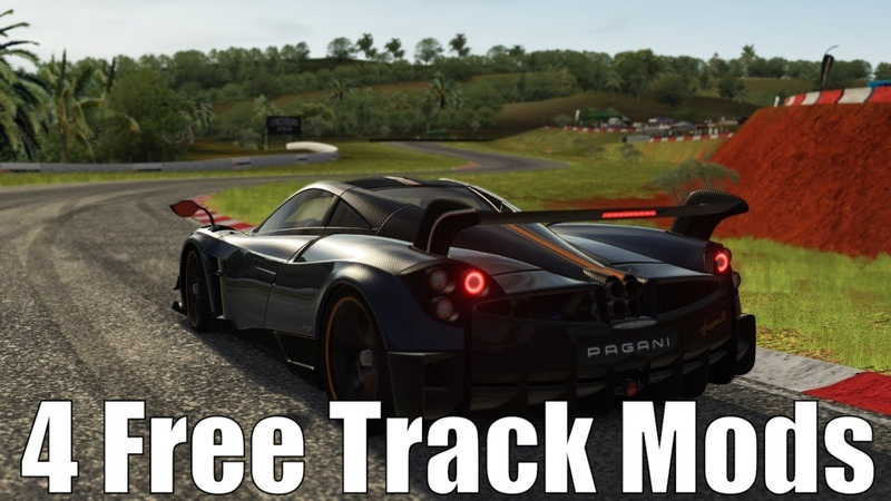 4 More Incredible (and FREE!) Mod Tracks for Assetto Corsa