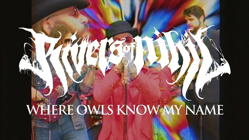 Rivers of Nihil Where Owls Know My Name OFFICIAL VIDEO