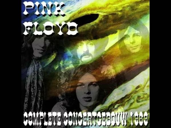 "PINK FLOYD – Cosmic Embryo (""El Embrión Cósmico"", an imaginary album) (1971)"