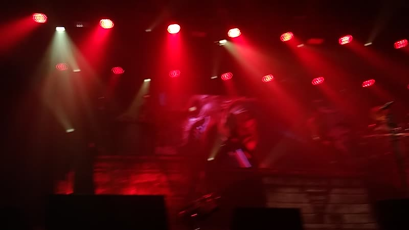 Powerwolf - Demons Are A Girl's Best Friend (Санкт Петербург, A2 Green Concert 24.03.2019)