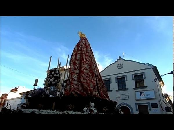 Martes Santo ALHAURIN de la TORRE 2019 AM Los Moraos las mejores marchas JESUS CAIDO 16 04