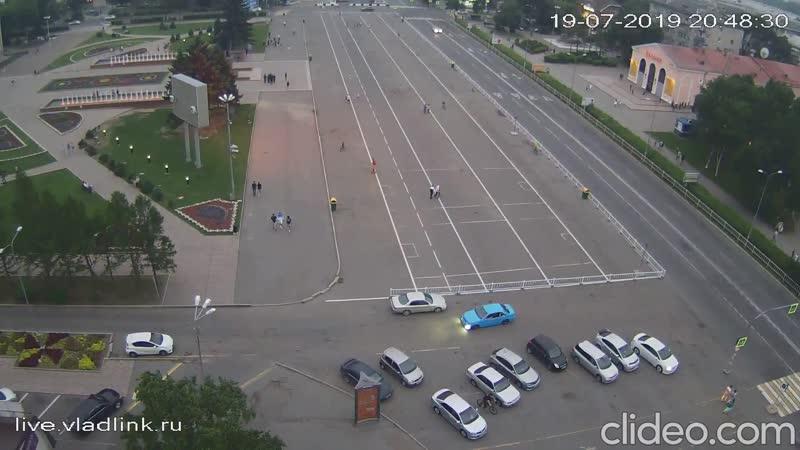 Уссурийск - Видеокамеры 19-07-2019