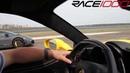 Ferrari 458 Speciale vs. Lamborghini Gallardo LP-570 Superleggera - ROLL RACE