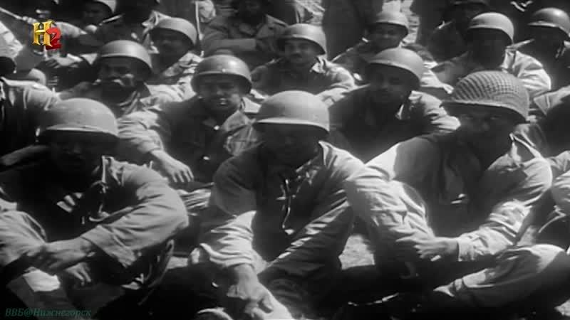 History «Далёкий берег: Афроамериканцы в День Д» (Документальный, история 2-ой мировой войны, 2007)