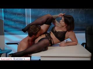 NaughtyAmerica Ivy LeBelle - My First Sex Teacher NewPorn2019