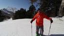 8 уроков, Ski Tip - Round Turn Shape for Intermediate Skiers