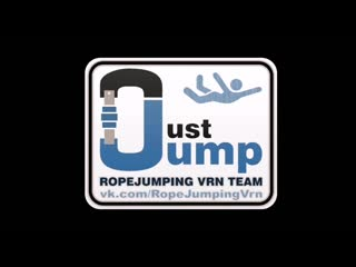 Just jump! (rope jumping vrn team) winter fun