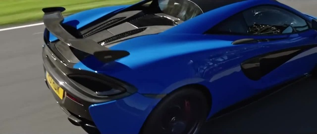The new McLaren MSO Defined High Downforce Kit. ос.Stronger TheFatRat, Slaydit, Anjulie