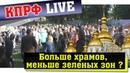 Власть отвлекает от реальных проблем жителей Ульяновска! Больше храмов, меньше зеленых зон