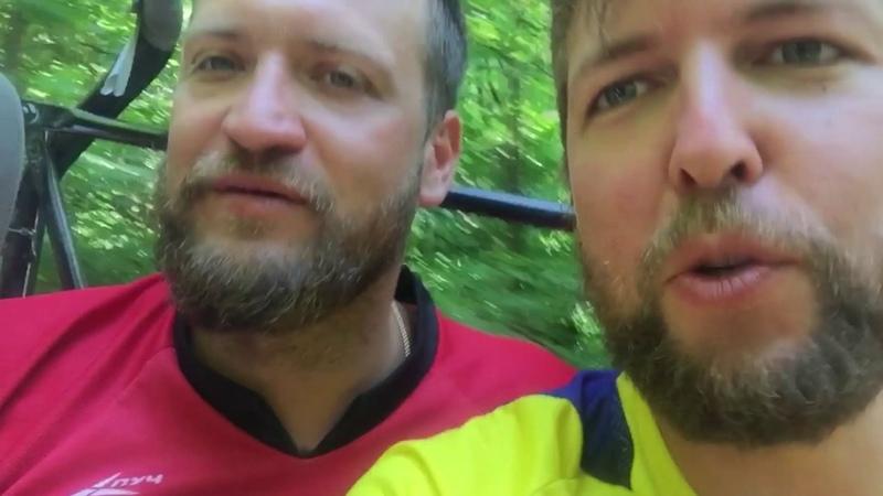 Москва - Сочи по воде (эпизод 18 Геленджик - Сочи, яхты Путина и Медведева, катание в горах)