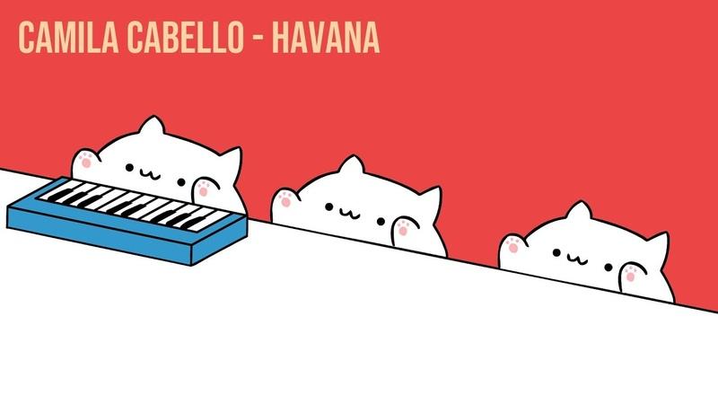 Bongo Cat - Camila Cabello Havana