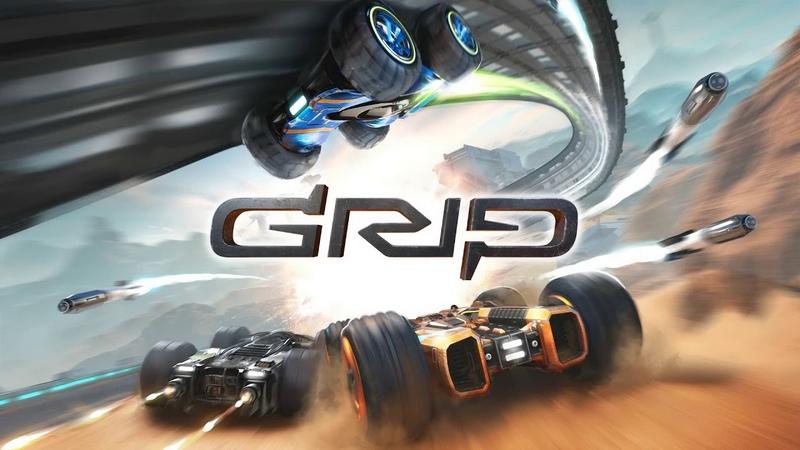 GRIP Combat Racing - Official Soundtrack