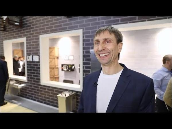 Антон Вайс, Генеральный директор «Vent Machine», выставка «МИР КЛИМАТА – 2019»