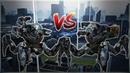 [WR] 🔥 Taran Magnum VS Scourge Spark INVADER - Detailed Comparison   War Robots