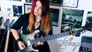 ATREYU Bleeding Mascara GUITAR COVER with SOLO Jassy J