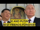 Putin Treats China's Xi to a Very Personal 3 Days Russia Tour, Great Insight Into Their Friendship!