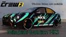 The Crew 2 Mitsubishi Evo HKS with Window Stickers (Cinematic/Speedpaint) .....