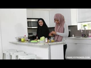 [familystrokes] milu blaze pleasuring my stepsister in her hijab newporn2020