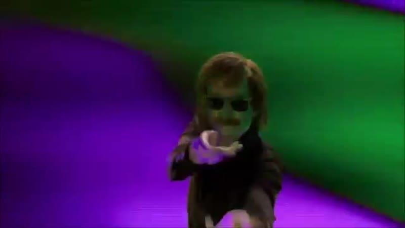 ебаный кроули опять танцует