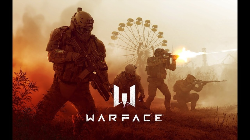 Warface: Дворец 1
