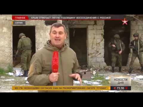 Российские военные приступили к патрулированию у линии Браво на Голанских высотах