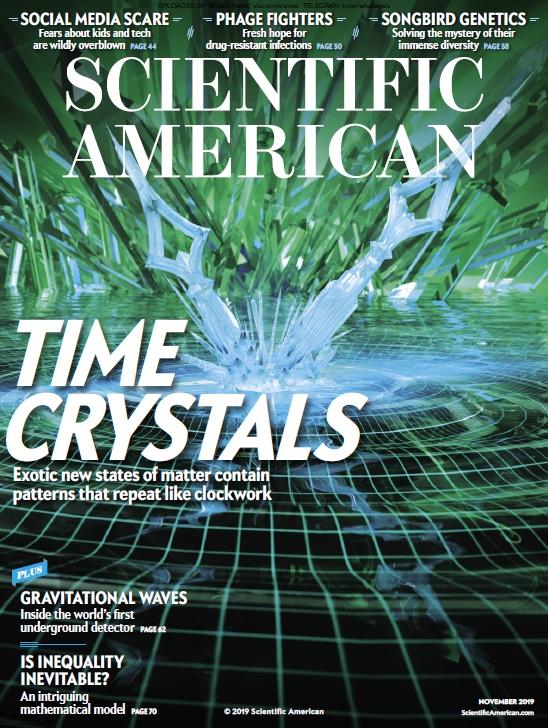 Scientific American - November 2019
