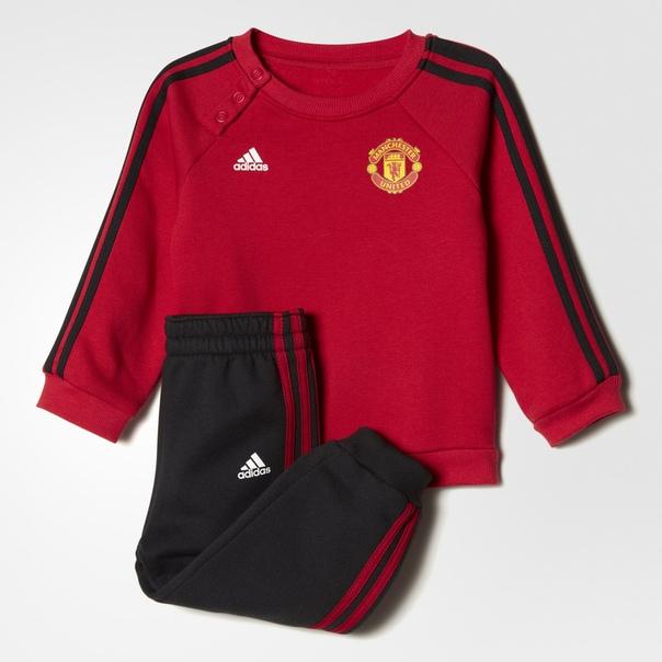Комплект: джемпер и тренировочные брюки Манчестер Юнайтед