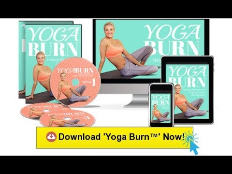 Yoga Burn Challenge Reviews DVD DOWNLOAD Zoe Bray Cotton 2019