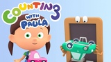 Counting With Paula Compilation - Minisodes #135-145