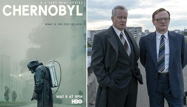 В России призвали запретить сериал «Чернобыль»